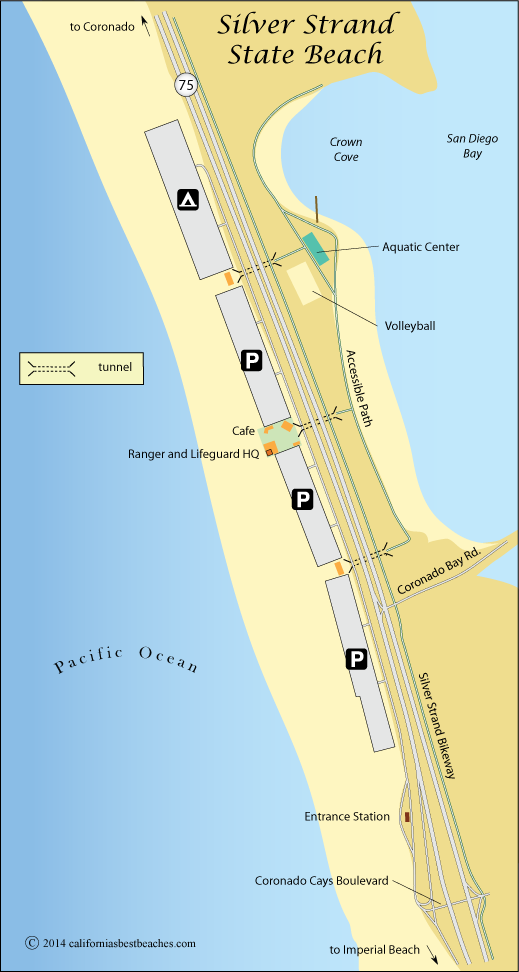 silver_strand_beach_map